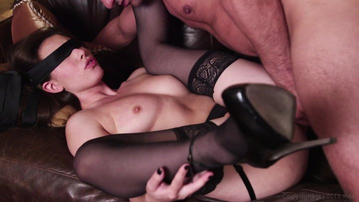 Streaming porn video still #1 from Hotwife Blindfolded, A