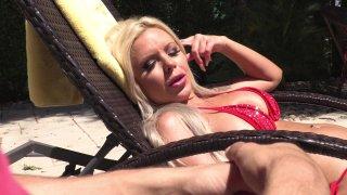 Streaming porn video still #1 from Cougar Creampie