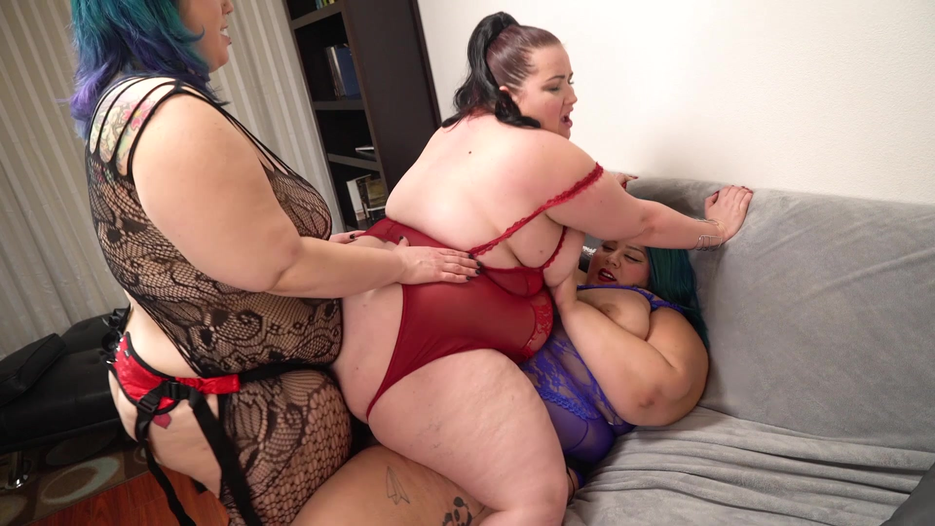 Free Video Preview Image 8 From Fuck My Big Fat Ass