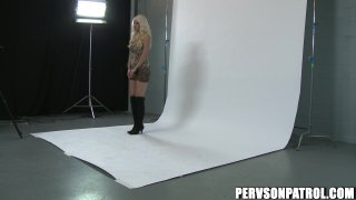 Streaming porn video still #2 from MOFOs: Pervs On Patrol