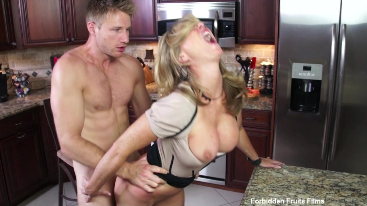Dad with mom jodi from sex and