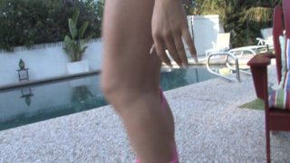Streaming porn video still #6 from She-Male Strokers 26