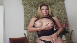 Streaming porn video still #2 from She-Male Strokers 26