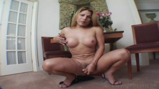 Streaming porn video still #3 from She-Male Strokers 26