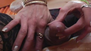Streaming porn video still #7 from She-Male Strokers 26