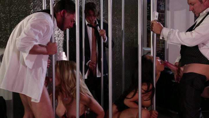 Streaming porn video still #1 from Sinners Ball