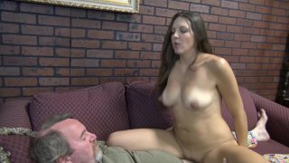 Streaming porn video still #7 from Night Daddy Came, The