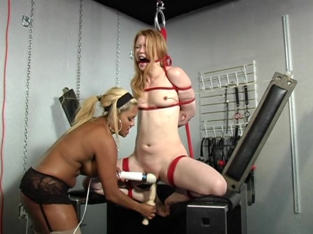 Streaming porn video still #1 from Domination Of Madison Young, The