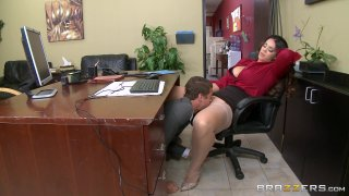 Streaming porn video still #1 from Overworked Titties 2