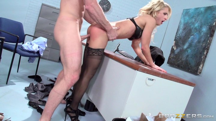 Streaming porn video still #5 from Overworked Titties 2