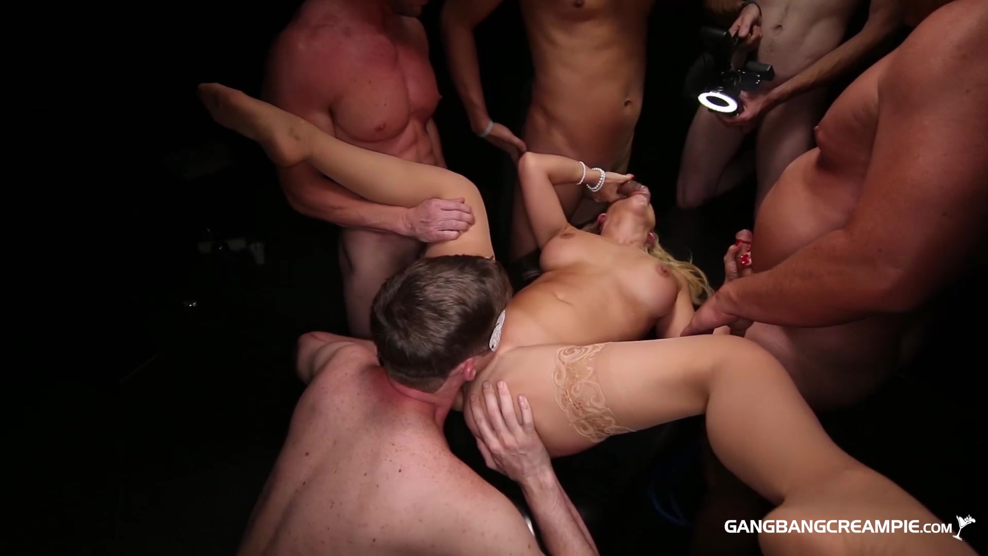 Free Video Preview image 3 from Fuck 'Em, Fill 'Em And Feed '
