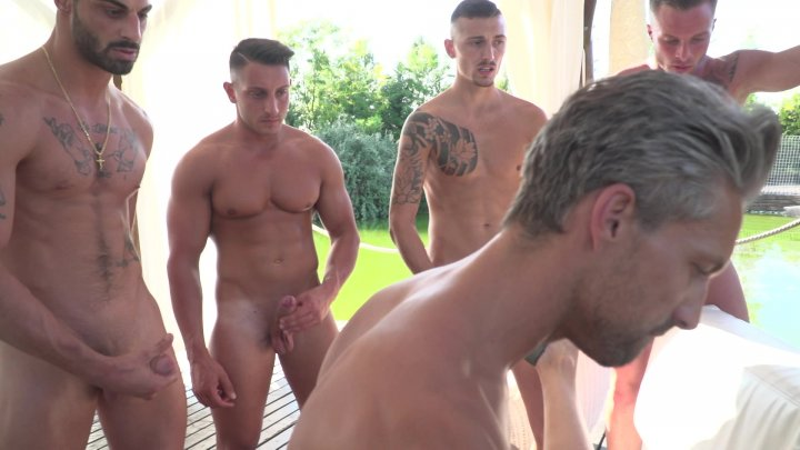 Streaming porn video still #1 from Rocco Siffredi Hard Academy Part 6 . . . Goes Live