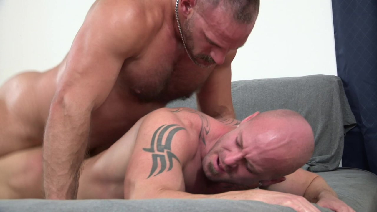 Muscle fuckers scene 1