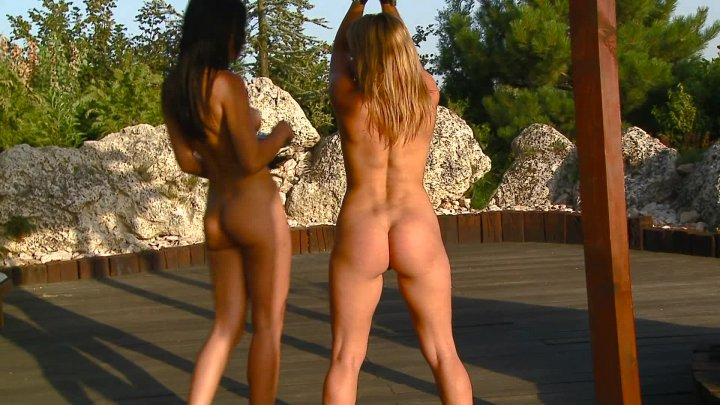 Streaming porn video still #1 from Lesbian Control Part 2