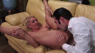 Streaming porn video still #2 from American Hustle XXX Porn Parody