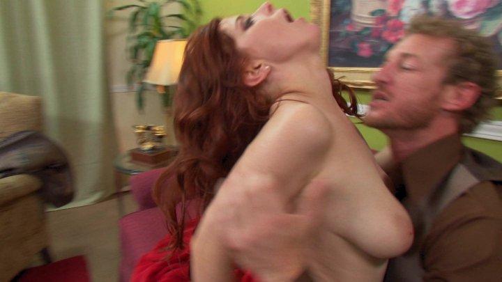 Video of a man masturbating