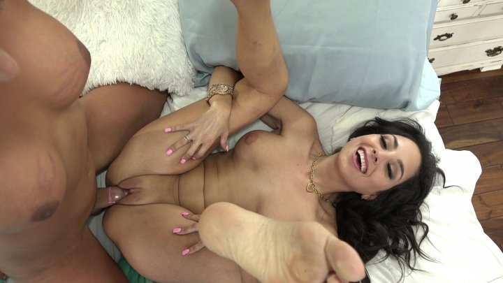 Streaming porn video still #1 from Transsexual Girlfriend Experience 4