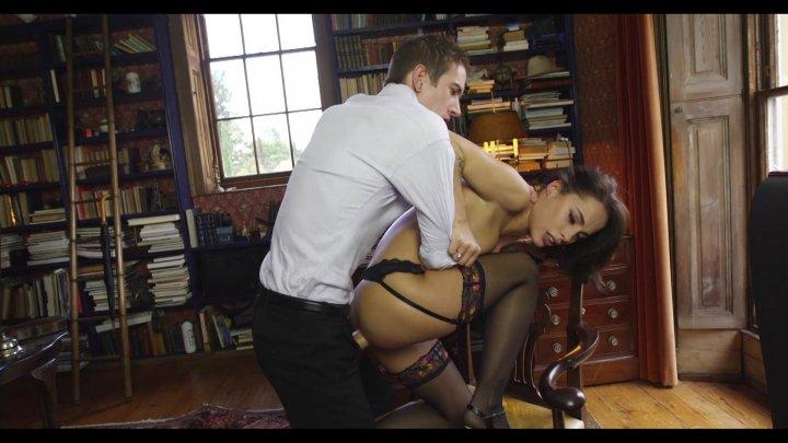 Streaming porn video still #1 from Sherlock: A XXX Parody