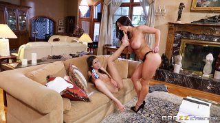 Streaming porn video still #2 from Horny Housewives 4