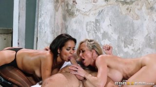Streaming porn video still #8 from Horny Housewives 4