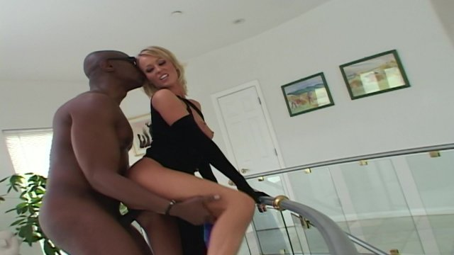 Streaming porn video still #1 from Once You Go Black...You Never Go Back 3