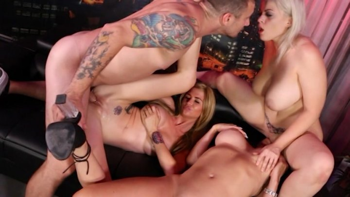 Streaming porn video still #1 from Big Blonde Tits #3