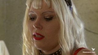 Streaming porn video still #5 from Femdom Goddess Starla: Gauntlet Of Pain