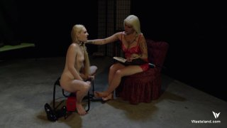 Streaming porn video still #4 from Femdom Goddess Starla: Gauntlet Of Pain