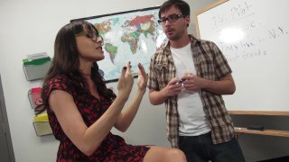 Streaming porn video still #1 from Hot For Teacher