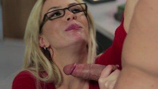 Streaming porn video still #2 from Hot For Teacher