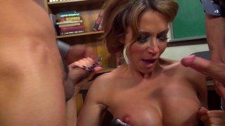 Streaming porn video still #3 from Hot For Teacher
