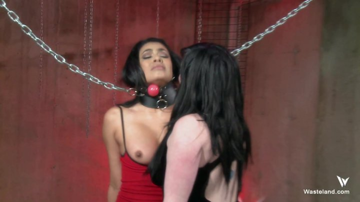 Streaming porn video still #1 from FemDoms Dishing It Out