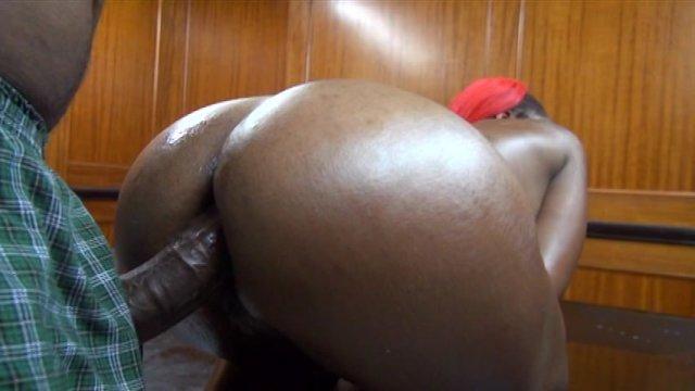 Streaming porn video still #3 from Big Butt Black Girls On Bikes #5