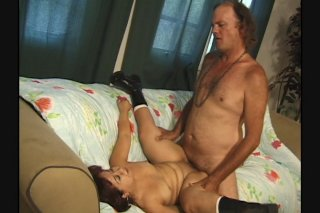 Streaming porn scene video image #9 from Brunette midget hard fuck