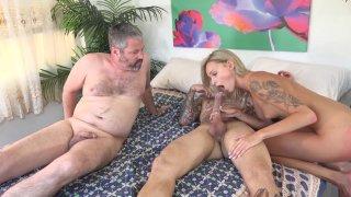 Streaming porn video still #7 from Cum Eating Cuckolds 25