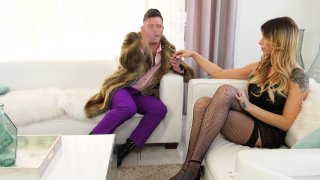 Streaming porn video still #1 from TS Super Models