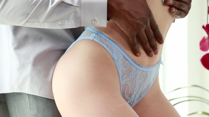 Streaming porn video still #2 from Interracial Crush 4