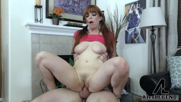 Sexy Big Boobed Penny Pax Get Her Pussy Pounded
