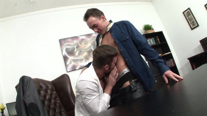 Streaming porn video still #1 from Office Cock 3