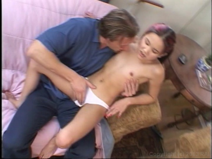Big titty asian gets huge messy creampie insi