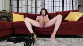 Streaming porn video still #7 from She-Male Strokers 78