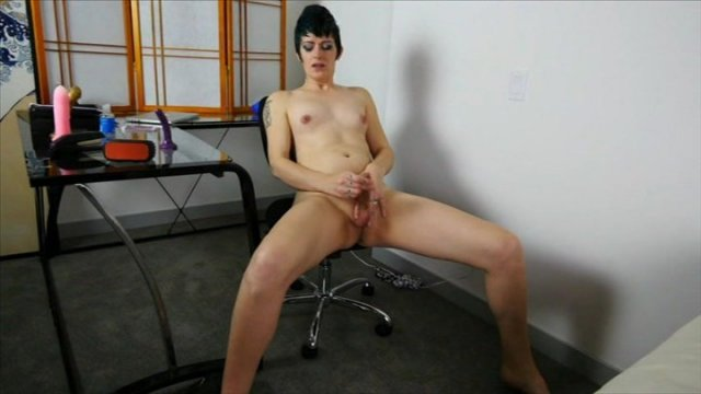 Streaming porn video still #1 from She-Male Strokers 78