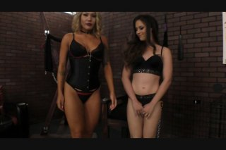 Streaming porn video still #2 from Mean Bitches P.O.V. Vol. 13