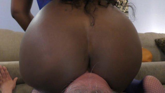 Streaming porn video still #1 from Mean Ebony Facesitters #3