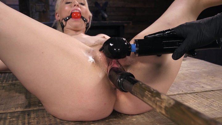 Streaming porn video still #1 from Device Bondage Vol. 27: The Pope's Naughty List