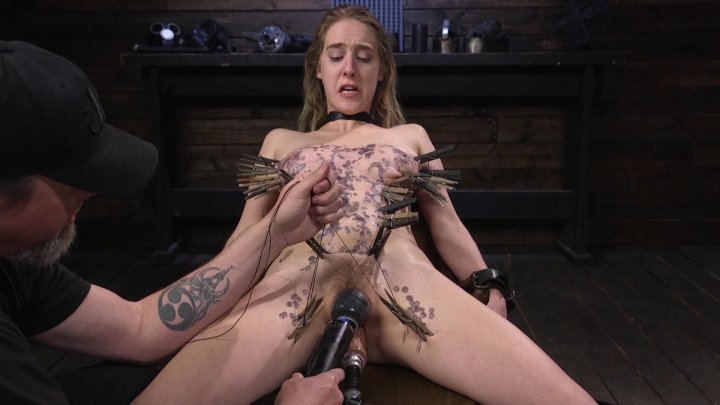 Streaming porn video still #3 from Device Bondage Vol. 27: The Pope's Naughty List