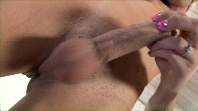 Streaming porn video still #1 from She-Male Strokers 58