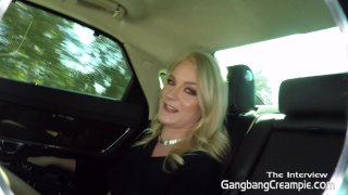 Streaming porn video still #1 from Gangbang Creampie: MILFs