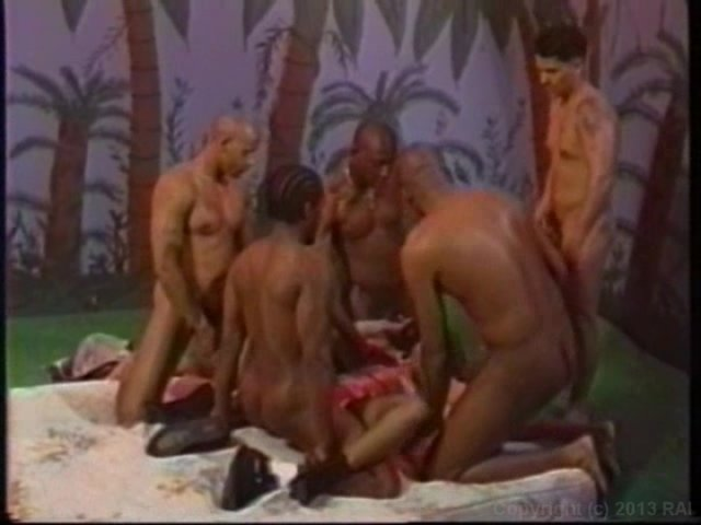 Streaming porn video still #1 from Weed's Gang Bang Vol. 4: The Woman of the X