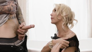Streaming porn video still #2 from TS Taboo 2: My Boss' Wife